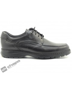 Zapatos Negro Fluchos 9142-crono