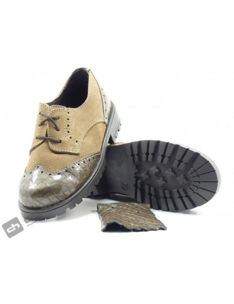 Zapatos Taupe ChapÓ 10597