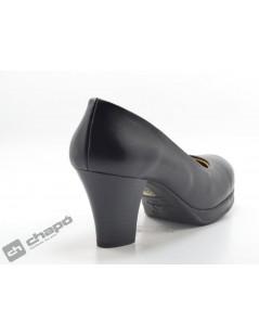 Zapatos Negro ChapÓ 30/653