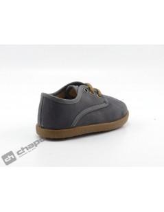 Zapatos Gris Batilas 48350