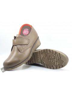 Zapatos Taupe Pepe Menargues 6155
