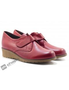 Zapatos Rojo Pepe Menargues 6155