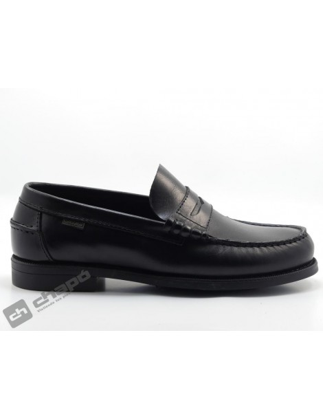Zapatos Negro Callaghan 76100