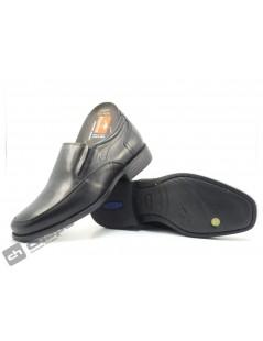 Zapatos Negro Fluchos 7996