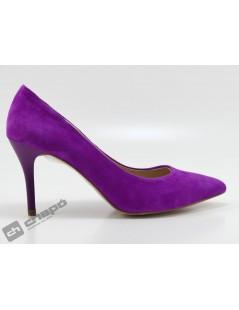 Zapatos Morado Giko 90201