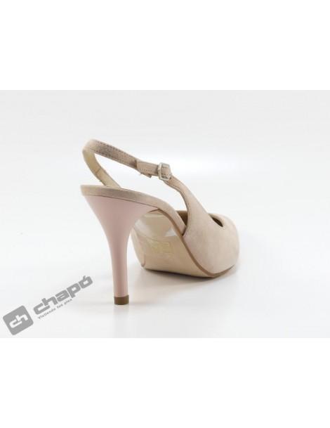 Zapatos Nude Giko 90202