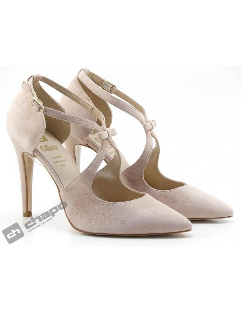 Zapatos Nude Giko 96265