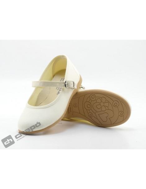 Zapatos Beig Batilas 107