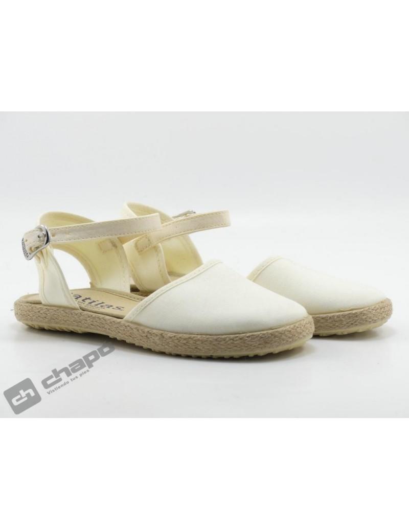 Zapatos Beig Batilas 458