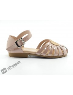 Zapatos Nude Ruts Shoes 603