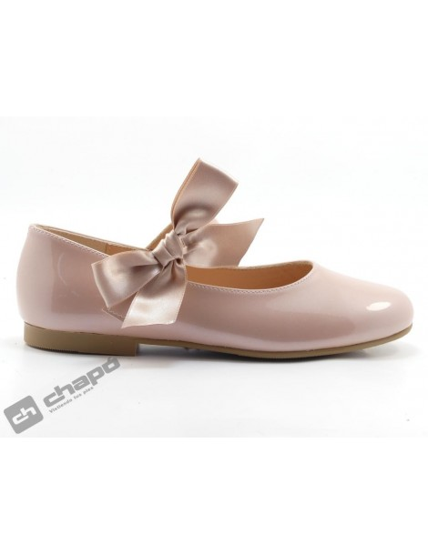 Zapatos Nude Ruts Shoes A3015