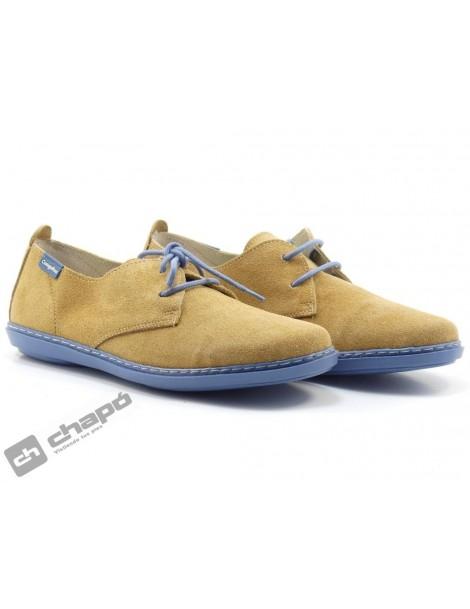 Zapatos Taupe Conguitos Hv1 287 02