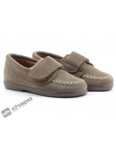 Mocasin Taupe Chuches 13/s