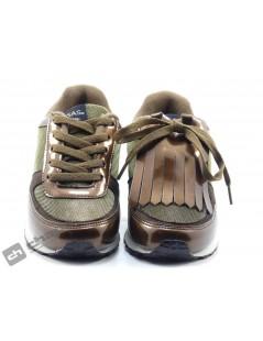 Zapatillas NiÑo-a Bronce Fresas Con Nata 511 12