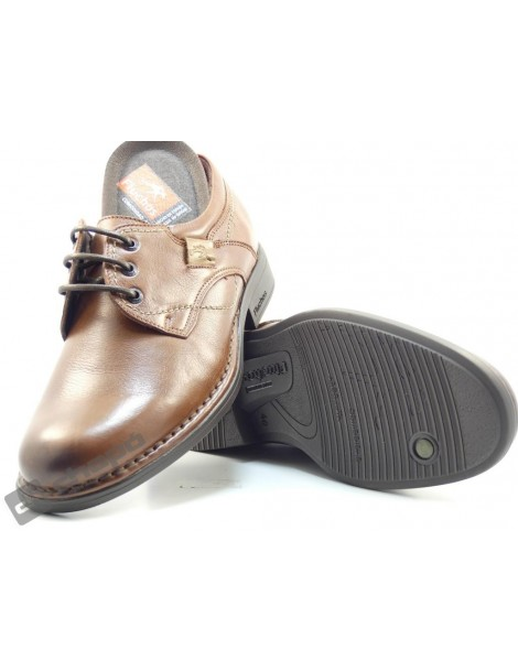 Zapatos Marron Fluchos 8792-talos