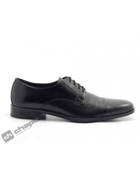 Zapatos Negro Enrique PÉrez 10308