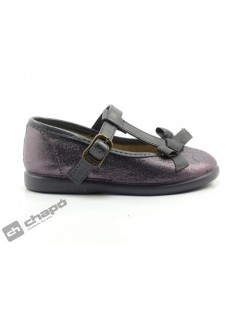 Zapatos Gris Batilas 11459