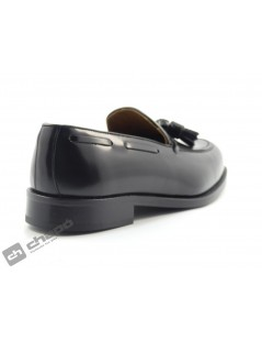 Zapatos Negro Angel Infantes 99289