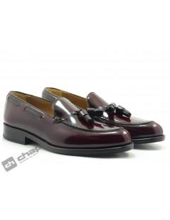 Zapatos Burdeo Angel Infantes 99289