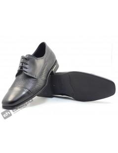 Zapatos Negro Angel Infantes 05113