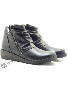 Botines Negro Pascualon 4832-4432