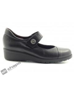 Zapatos Negro Pepe Menargues 8005