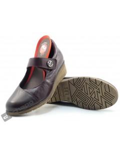 Zapatos Burdeo Pepe Menargues 8005