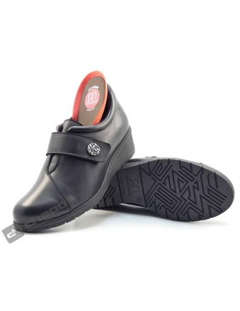 Zapatos Negro Pepe Menargues 8004