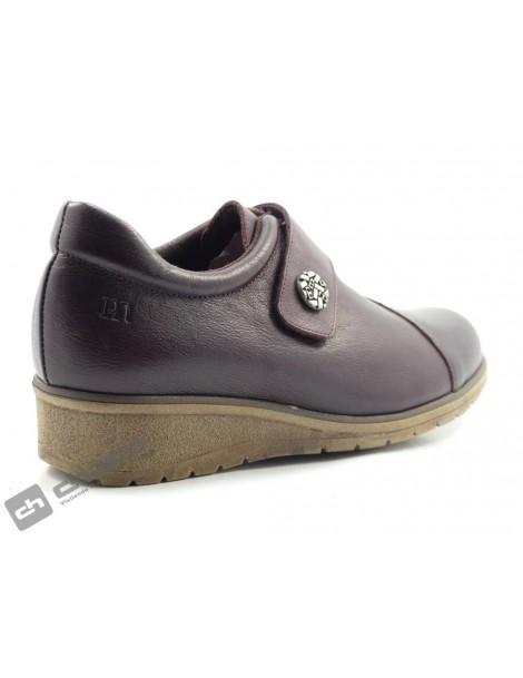 Zapatos Burdeo Pepe Menargues 8004