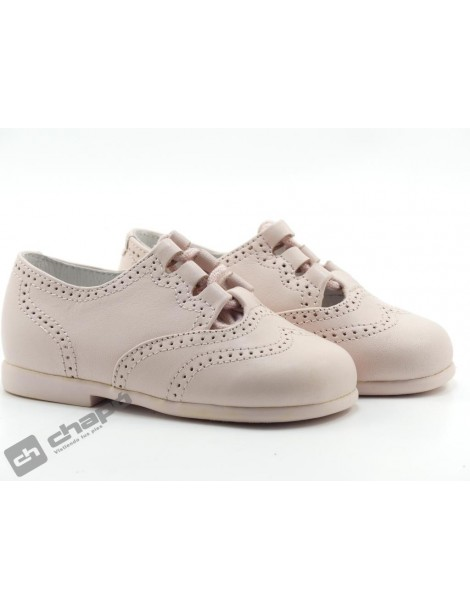 Zapatos Rosa D´bebe 40984