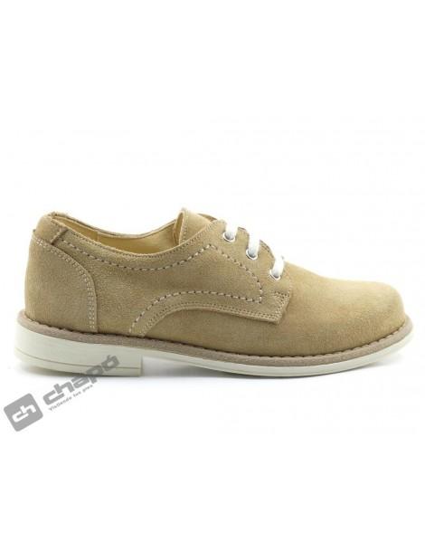 Zapatos Taupe Yowas 20665