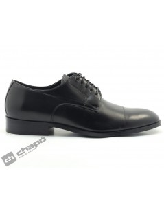 Zapatos Negro Angel Infantes 01075