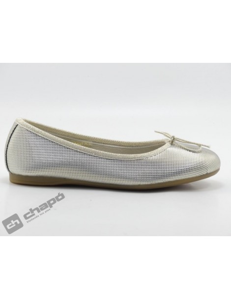 Zapatos Platino Conguitos 240 85