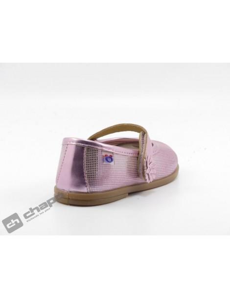 Zapatos Rosa Conguitos 122 69