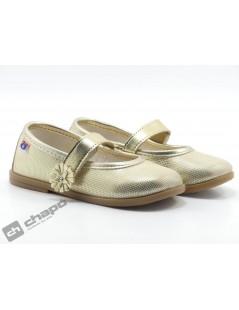 Zapatos Platino Conguitos 122 69