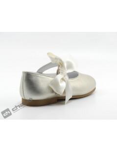 Zapatos Platino Ruts Shoes 3015