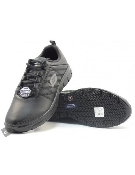 Sneakers Negro Skechers 76576ec-trabajo