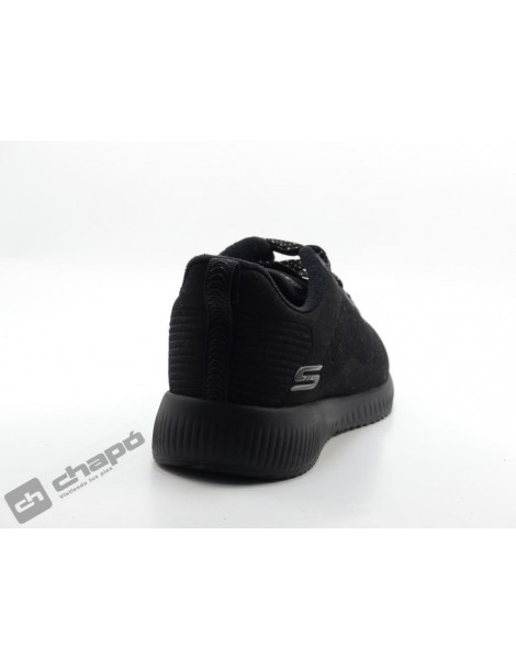 Sneakers Negro Skechers 32505