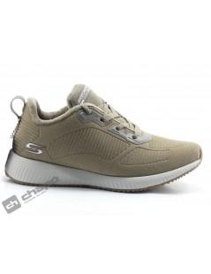 Sneakers Taupe Skechers 32505