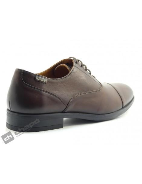 Zapatos Marron Pikolinos 4184 Bristol