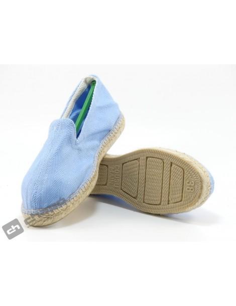 Zapatillas NiÑo-a Celeste Enrique PÉrez M3-s001