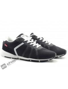 Sneakers Negro Levi´s 227799