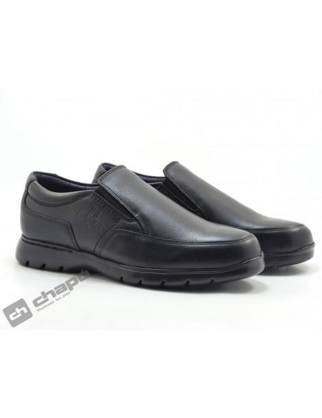 Zapatos Negro Callaghan 15902