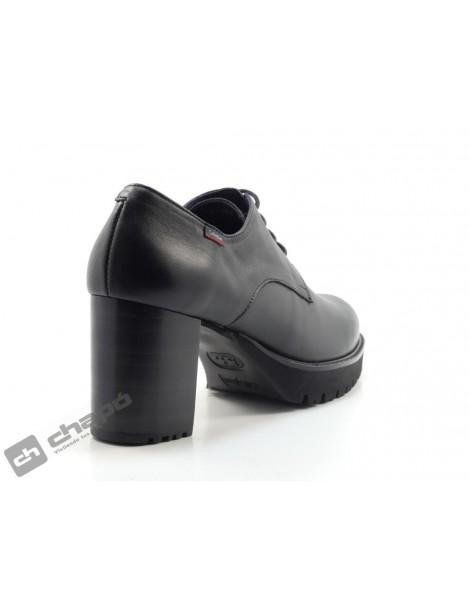 Zapatos Negro Callaghan 21900