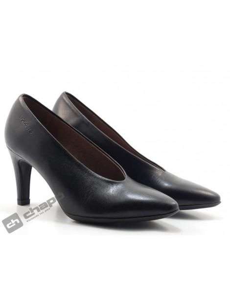 Zapatos Negro Wonders M-2070