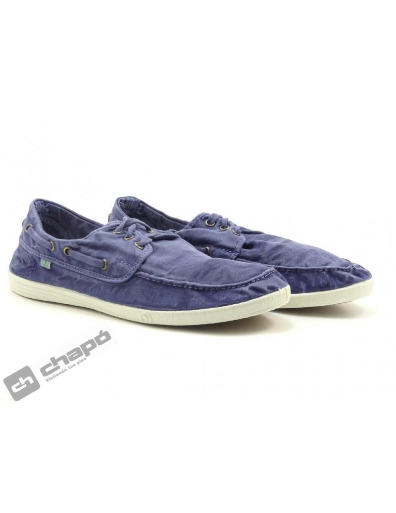 Zapatos Marino Natural World 303e