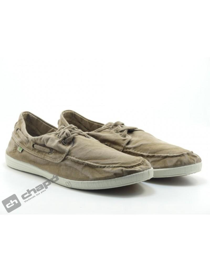 Zapatos Beig Natural World 303e