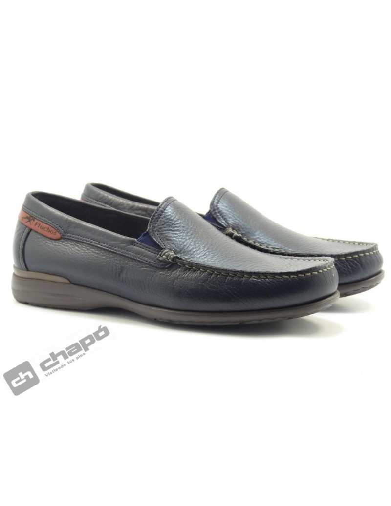 Mocasin Marino Fluchos 8682-orion