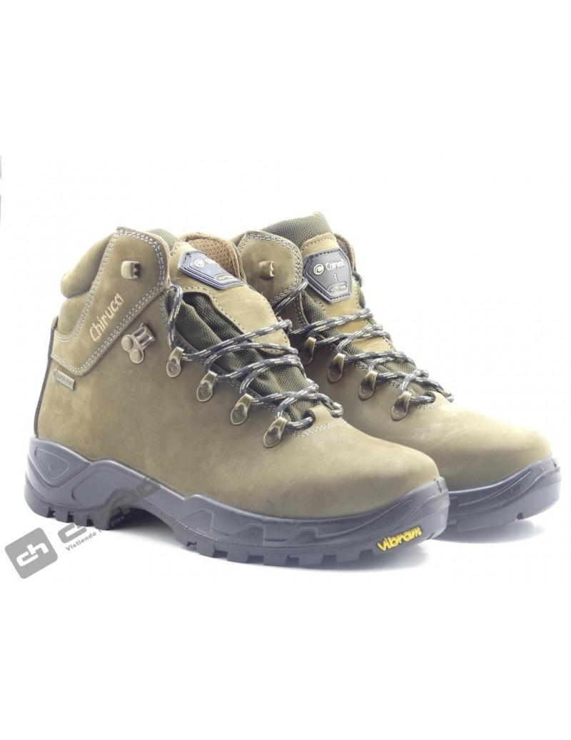 Botas Multicolor Chiruca Cares 01 Gore-tex