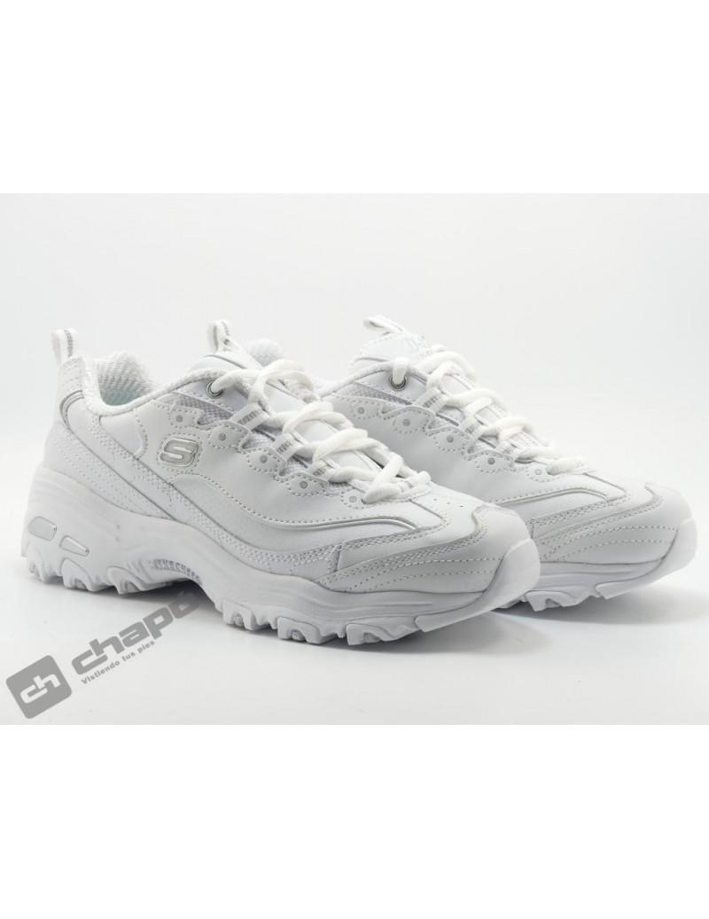 Sneakers Blanco Skechers 11930